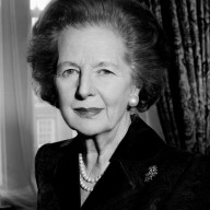 Baroness Thatcher 2001