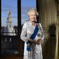 HM The Queen 2012