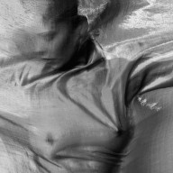 Nude behind silk series no.1 2004