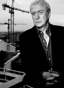 Sir Michael Caine 2001